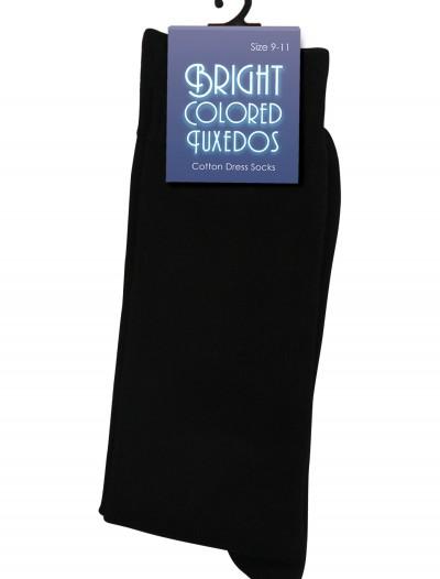Men's Black Socks, halloween costume (Men's Black Socks)