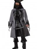 Mens Blackbeard Pirate Costume, halloween costume (Mens Blackbeard Pirate Costume)