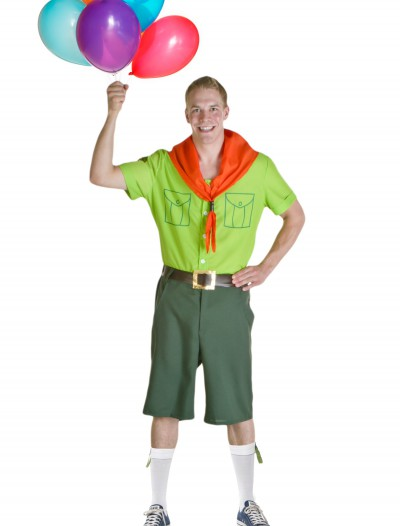Mens Boy Scout Costume, halloween costume (Mens Boy Scout Costume)