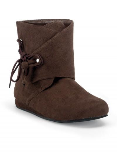 Men's Brown Shoes, halloween costume (Men's Brown Shoes)