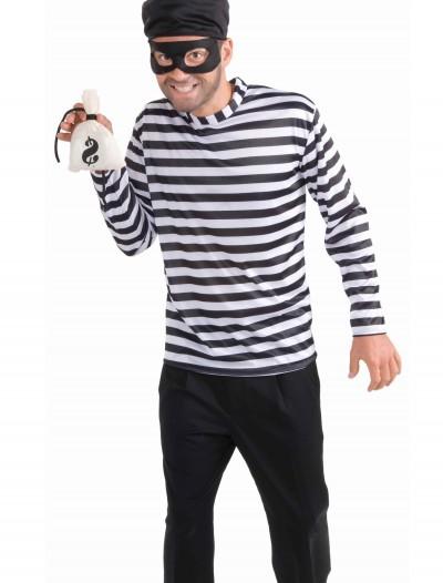 Mens Burglar Costume, halloween costume (Mens Burglar Costume)