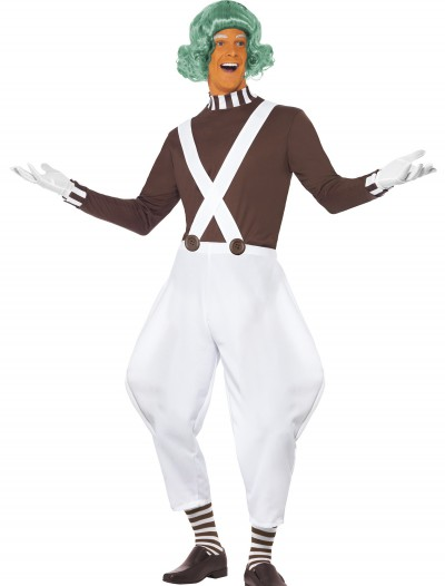 Mens Candy Creator Costume, halloween costume (Mens Candy Creator Costume)