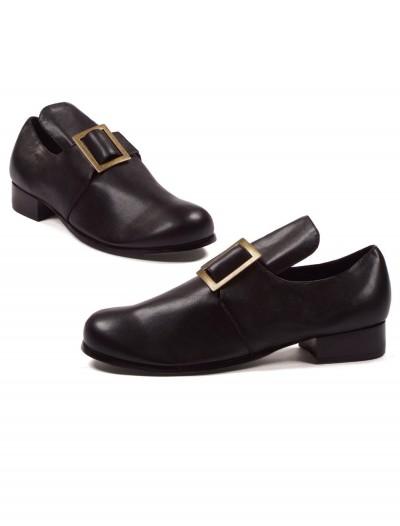 Mens Colonial Pilgrim Shoes, halloween costume (Mens Colonial Pilgrim Shoes)