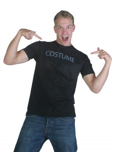 Mens Costume T-Shirt, halloween costume (Mens Costume T-Shirt)