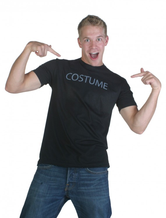 Mens Costume T-Shirt, halloween costume (Mens Costume T-Shirt)