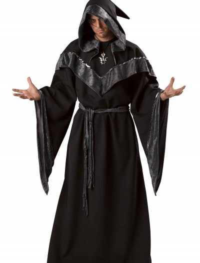 Mens Dark Sorcerer Costume, halloween costume (Mens Dark Sorcerer Costume)