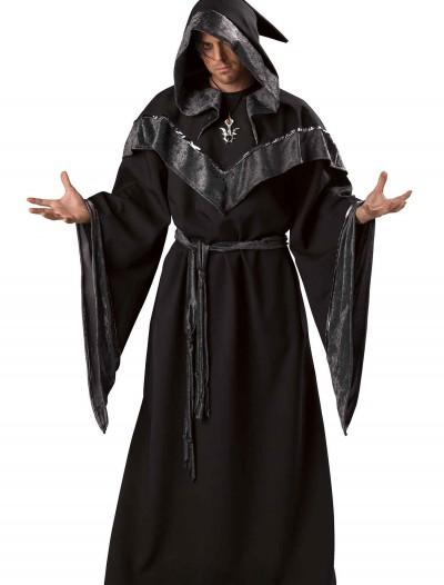 Mens Dark Sorcerer Costume, halloween costume (Mens Dark Sorcerer Costume)