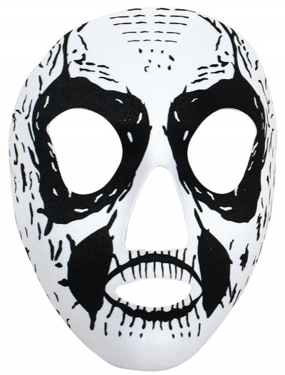 Mens Day of the Dead Mask, halloween costume (Mens Day of the Dead Mask)