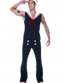Mens Deckhand Sailor Costume, halloween costume (Mens Deckhand Sailor Costume)