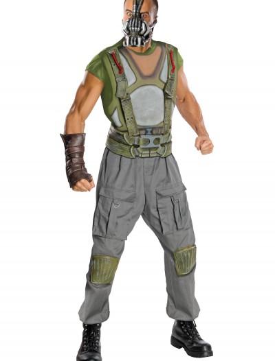 Mens Deluxe Bane Costume, halloween costume (Mens Deluxe Bane Costume)