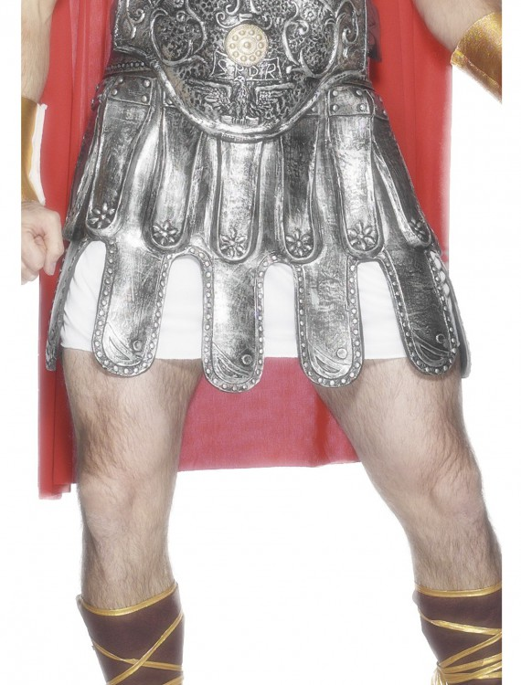 Men's Deluxe Roman Armor Skirt, halloween costume (Men's Deluxe Roman Armor Skirt)