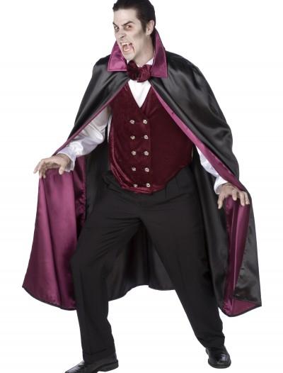 Mens Deluxe Vampire Costume, halloween costume (Mens Deluxe Vampire Costume)