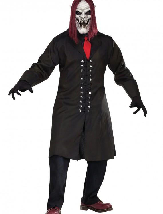Men's Demon Vampire Costume, halloween costume (Men's Demon Vampire Costume)