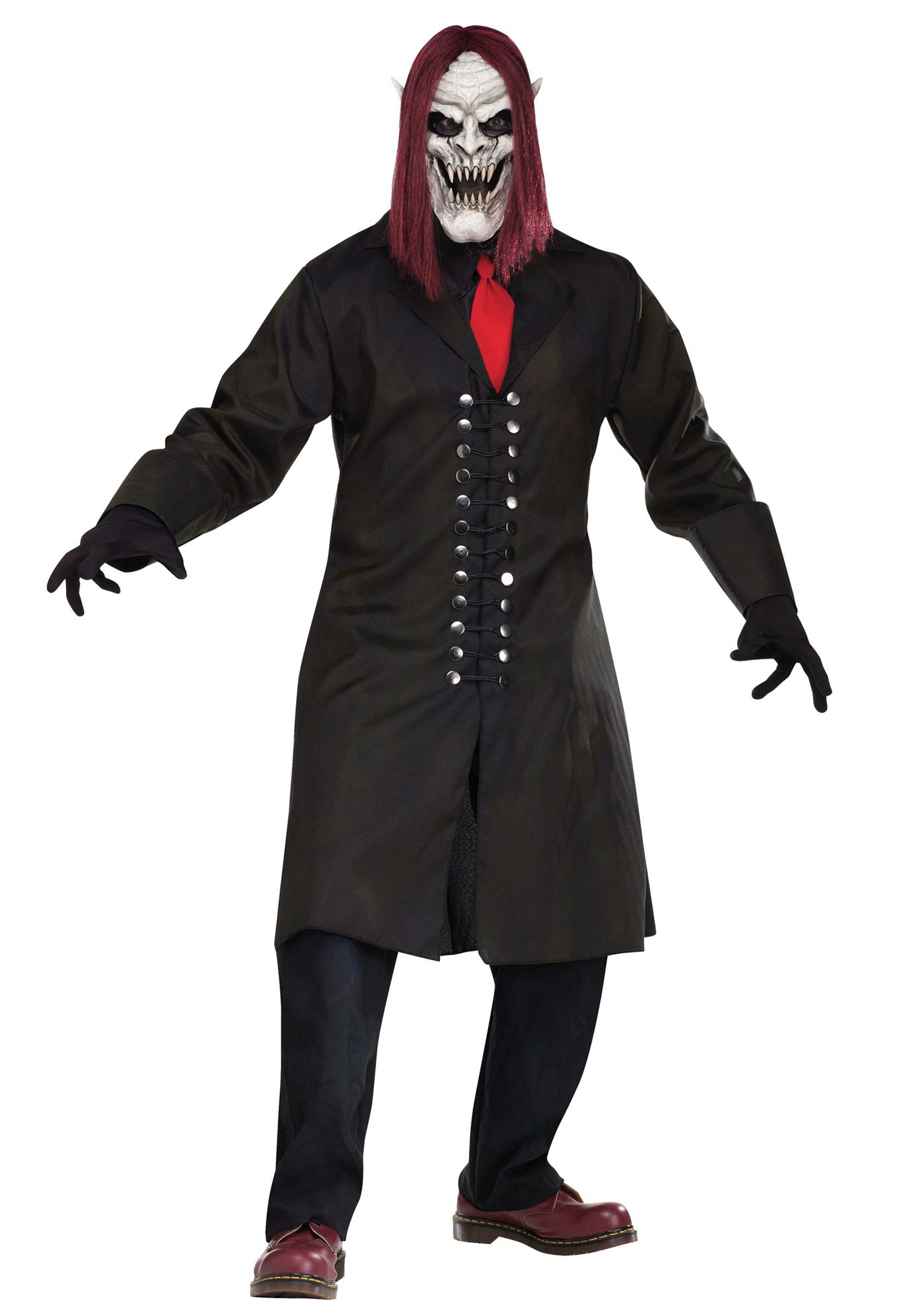 men's demon vampire costume - halloween costumes