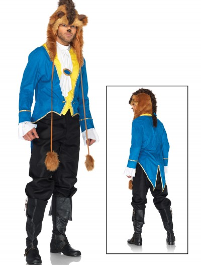 Mens Disney Beast Costume, halloween costume (Mens Disney Beast Costume)