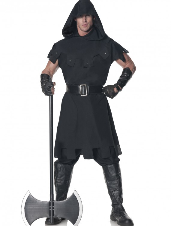 Men's Executioner Costume, halloween costume (Men's Executioner Costume)