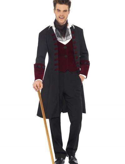 Men's Gothic Vampire Costume, halloween costume (Men's Gothic Vampire Costume)