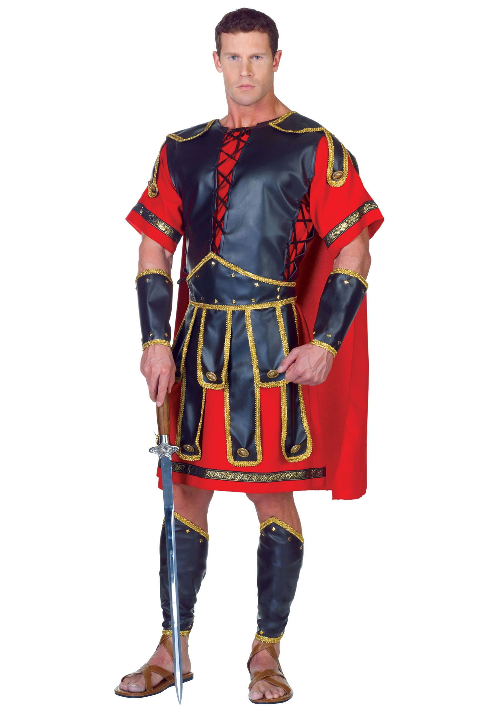 Menu0027s Gladiator Costume  sc 1 st  Halloween Costumes & Menu0027s Gladiator Costume - Halloween Costumes