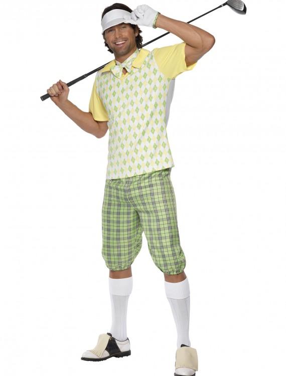 Mens Gone Golfing Costume, halloween costume (Mens Gone Golfing Costume)