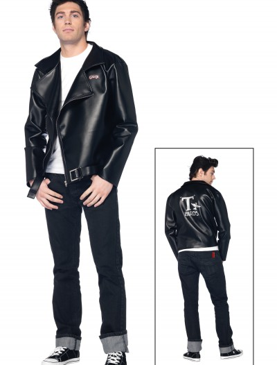 Mens Grease Jacket, halloween costume (Mens Grease Jacket)