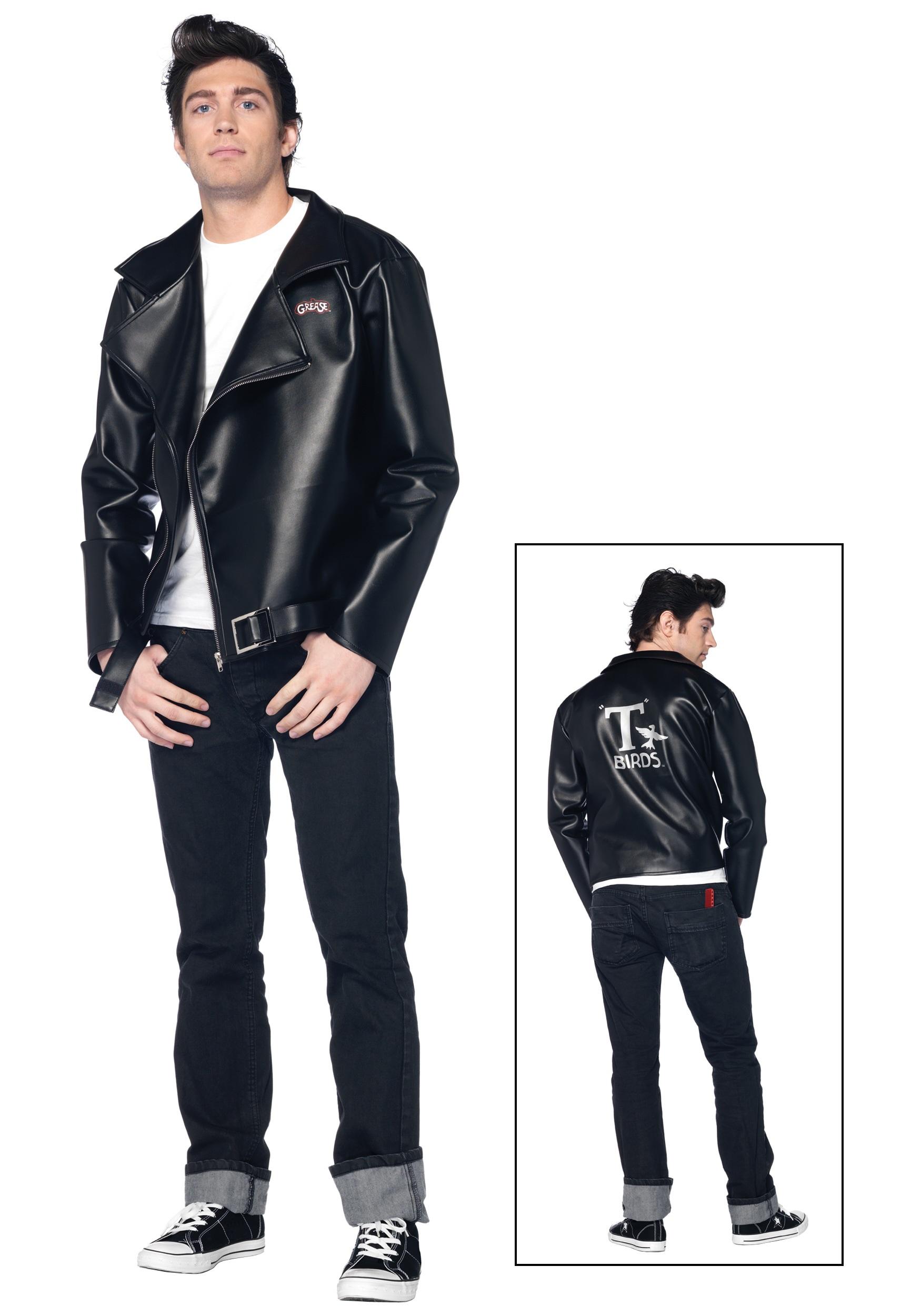 23e2c1be4 Mens Grease Jacket