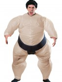 Mens Inflatable Sumo Costume, halloween costume (Mens Inflatable Sumo Costume)