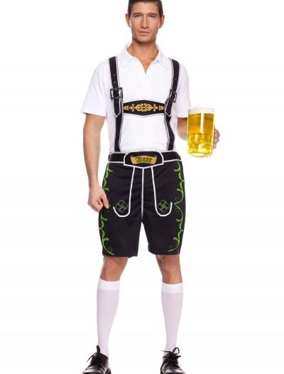 Men's Lederhosen, halloween costume (Men's Lederhosen)