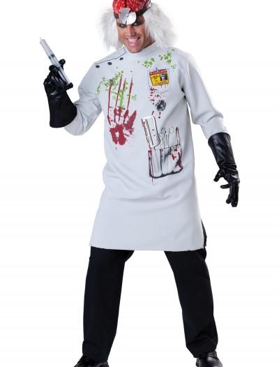 Mens Mad Scientist Costume, halloween costume (Mens Mad Scientist Costume)