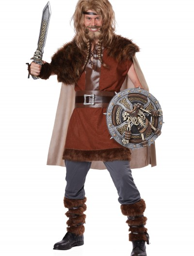 Men's Mighty Viking Costume, halloween costume (Men's Mighty Viking Costume)