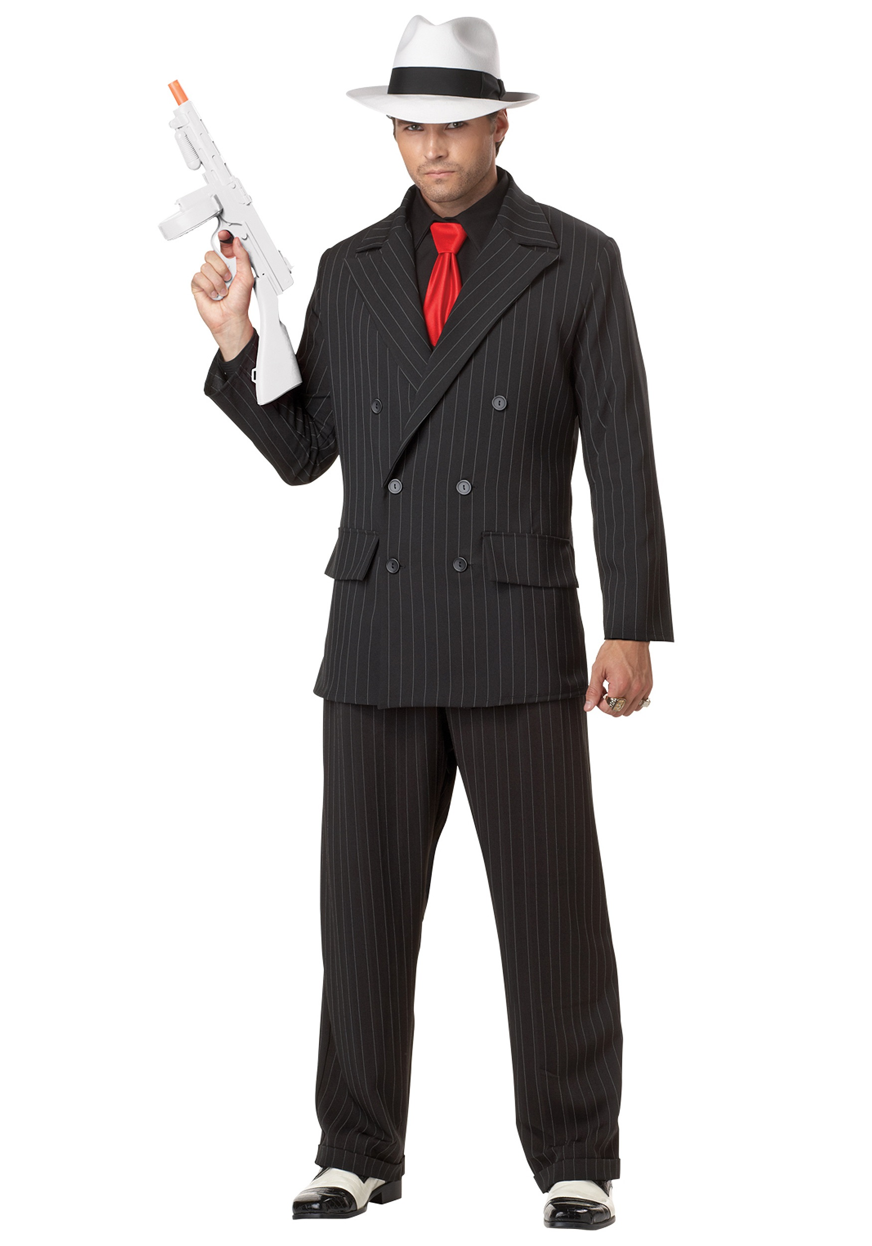 adult gangster costumes & adult mob boss costume sc 1 st costume
