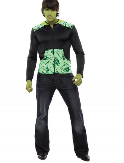 Mens Monster Costume Hoodie, halloween costume (Mens Monster Costume Hoodie)