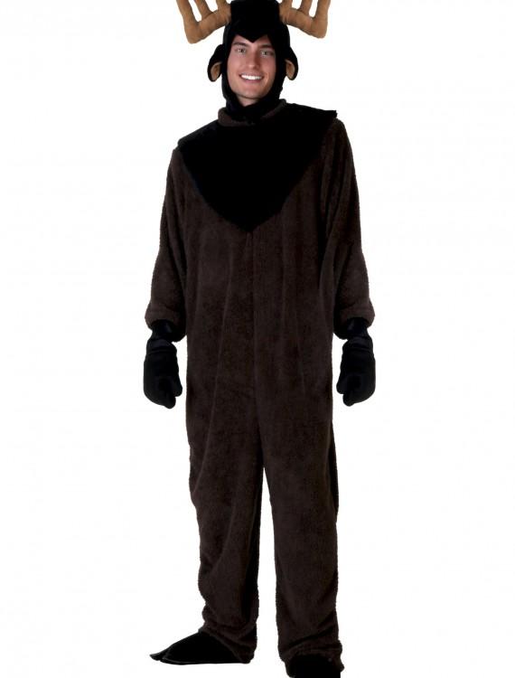 Mens Moose Costume, halloween costume (Mens Moose Costume)