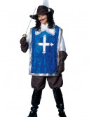 Men's Musketeer Costume, halloween costume (Men's Musketeer Costume)