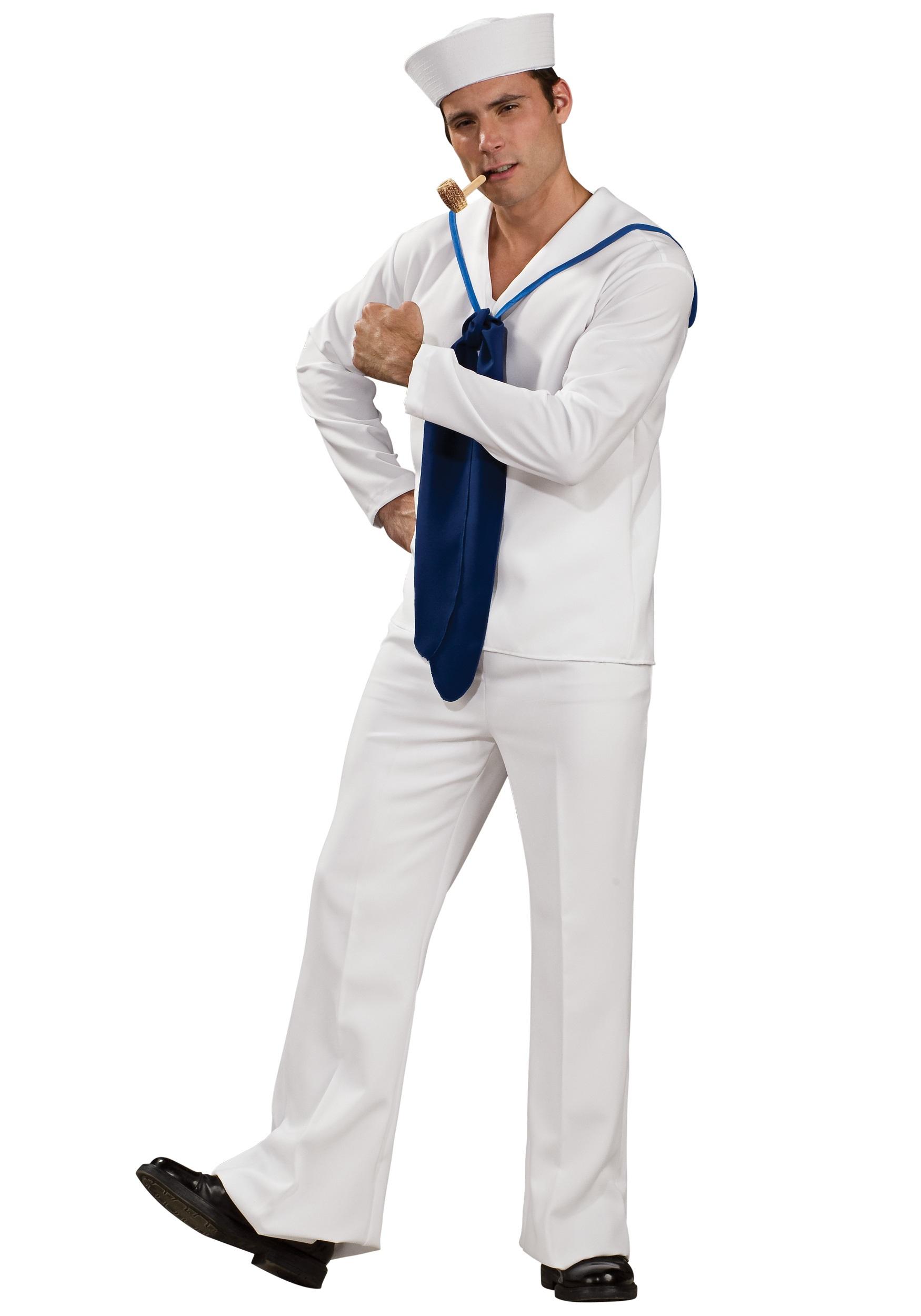 Mens Nautical Sailor Costume  sc 1 st  Halloween Costumes & Mens Nautical Sailor Costume - Halloween Costumes