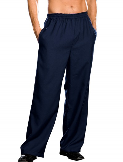 Mens Navy Blue Pants, halloween costume (Mens Navy Blue Pants)