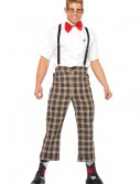Mens Nerdy Nerd Costume, halloween costume (Mens Nerdy Nerd Costume)