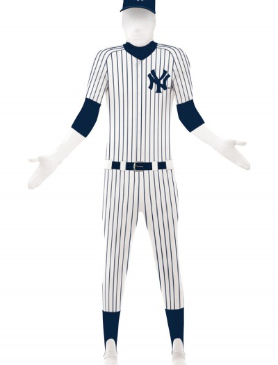 Mens New York Yankees Costume, halloween costume (Mens New York Yankees Costume)