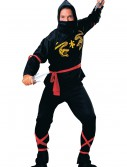 Mens Ninja Costume, halloween costume (Mens Ninja Costume)