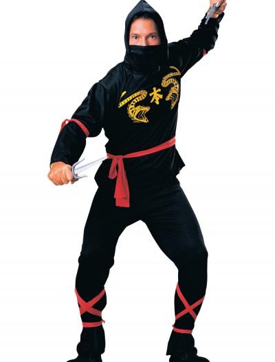 Mens Ninja Costume, halloween costume (Mens Ninja Costume)