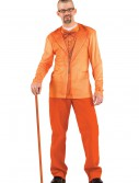 Mens Orange Tuxedo Costume TShirt, halloween costume (Mens Orange Tuxedo Costume TShirt)