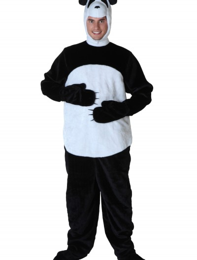 Men's Panda Costume, halloween costume (Men's Panda Costume)