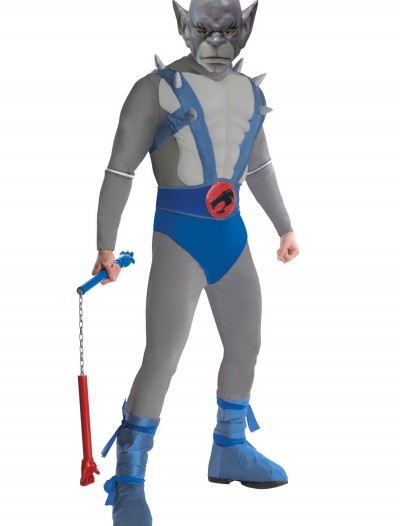 Mens Panthro Costume, halloween costume (Mens Panthro Costume)