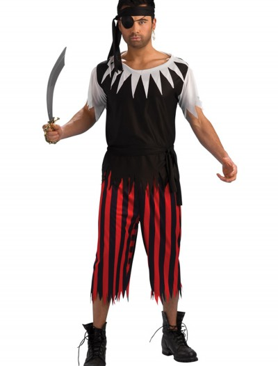 Men's Pirate Costume, halloween costume (Men's Pirate Costume)