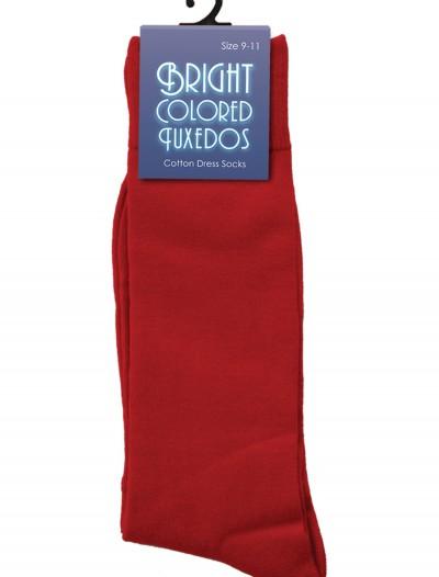 Men's Red Socks, halloween costume (Men's Red Socks)