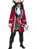 Mens Regal Pirate Captain Costume, halloween costume (Mens Regal Pirate Captain Costume)