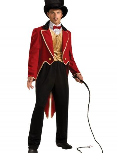 Mens Ringmaster Costume, halloween costume (Mens Ringmaster Costume)