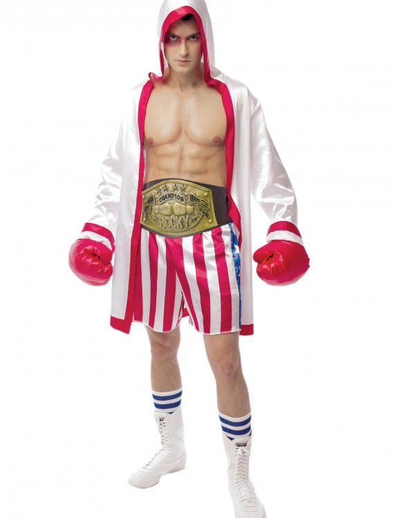 Mens Rocky Costume, halloween costume (Mens Rocky Costume)