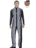 Men's Sheldon Doppler Effect Costume, halloween costume (Men's Sheldon Doppler Effect Costume)