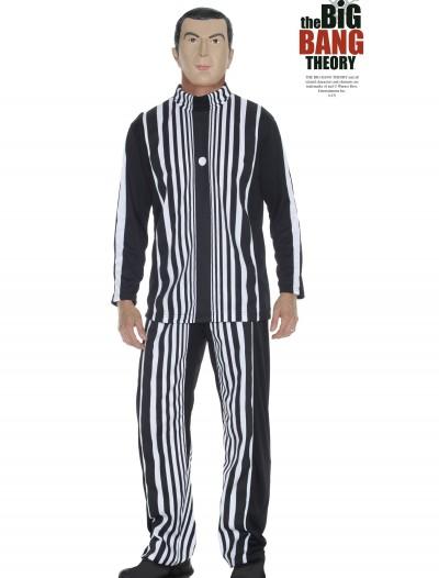 Men's Sheldon Doppler Effect Costume, halloween costume (Men's Sheldon Doppler Effect Costume)