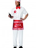 Mens Soda Jerk Costume, halloween costume (Mens Soda Jerk Costume)